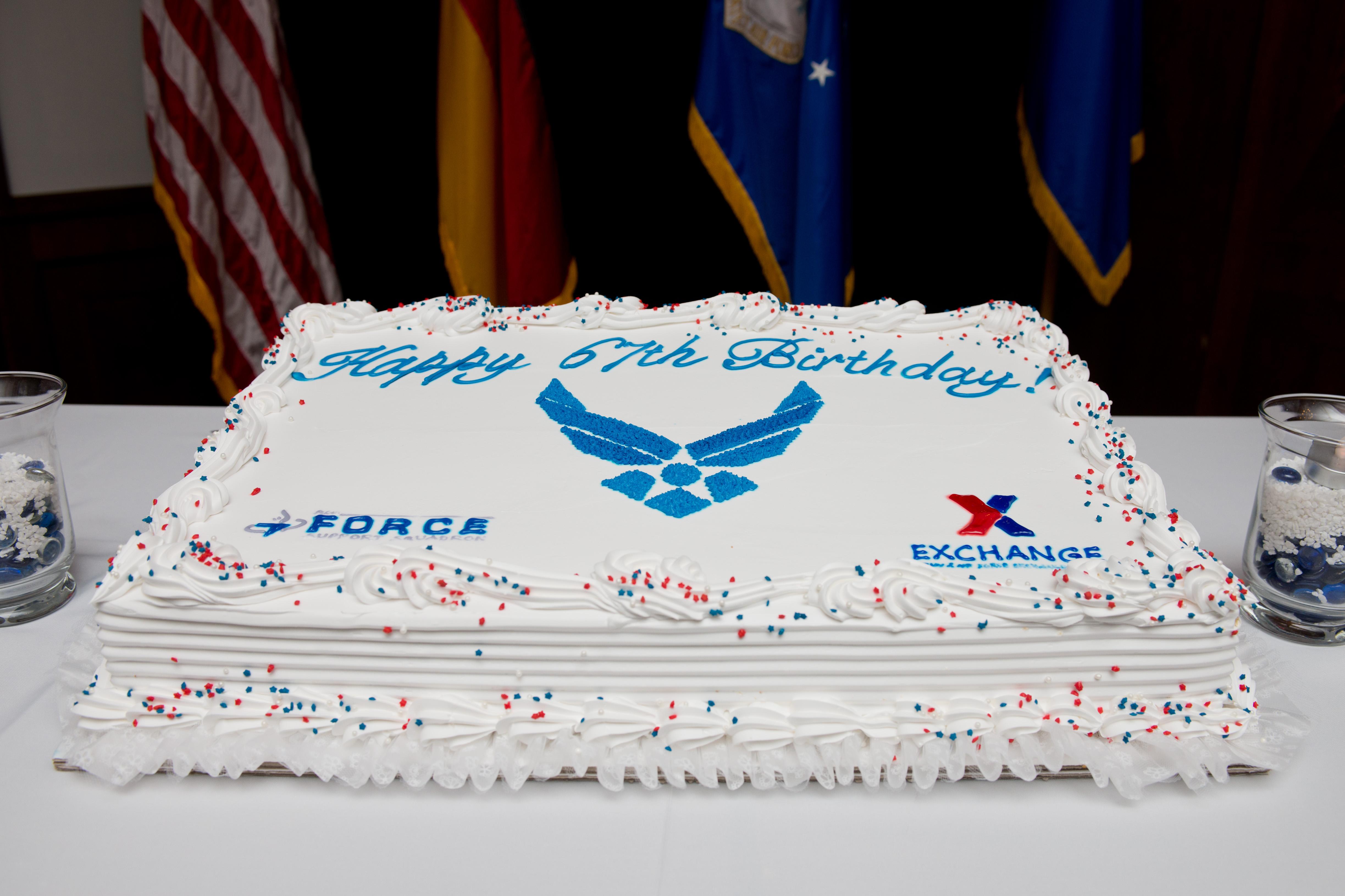 Ramstein Celebrates Air Forces 67th Birthday Ramstein Air Base