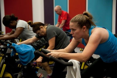 Rambler Fitness Center opens two morning classes > Joint Base San ...