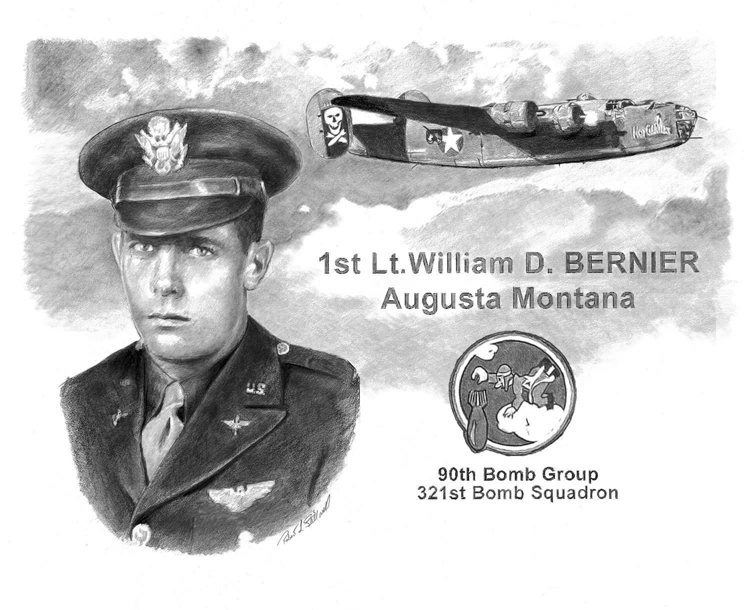 WWII Airman lost in Pacific brought home to Montana after 70 year ...