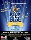 Tops in Blue, Oct. 5 at the Western Oklahoma State College auditorium. The show begins at 6 p.m.
