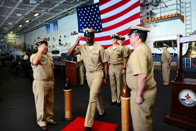navy officer essay Today we talk with a sailor in the us navy, dan smith dan is a combat systems  coordinator and departmental leading petty officer, and we.