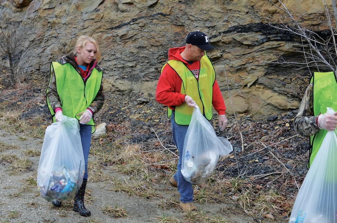 Yatesville Cleanup