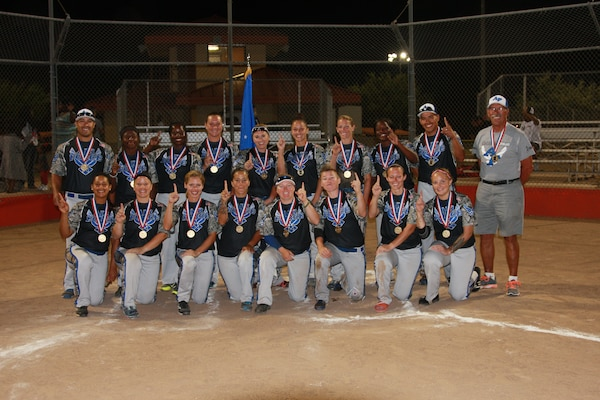 The 2014 Armed Forces Womens Softball Championship