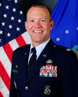 Lt. Col. Nathan E. Schalles
