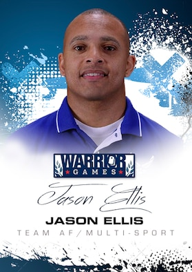 Warrior Profile - Jason Ellis (U.S. Air Force graphic/Corey Parrish)