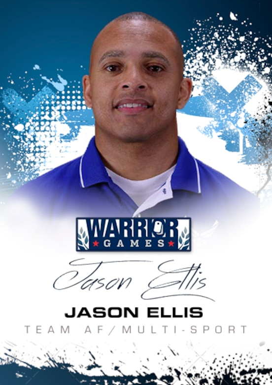 Warrior Profile - Jason Ellis (U.S. Air Force graphic/Corey Parrish)