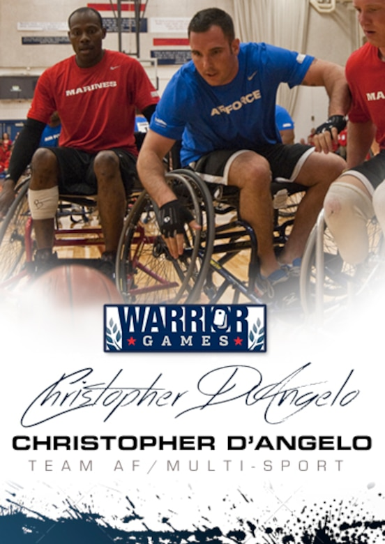 Warrior Profile - Christopher D'Angelo