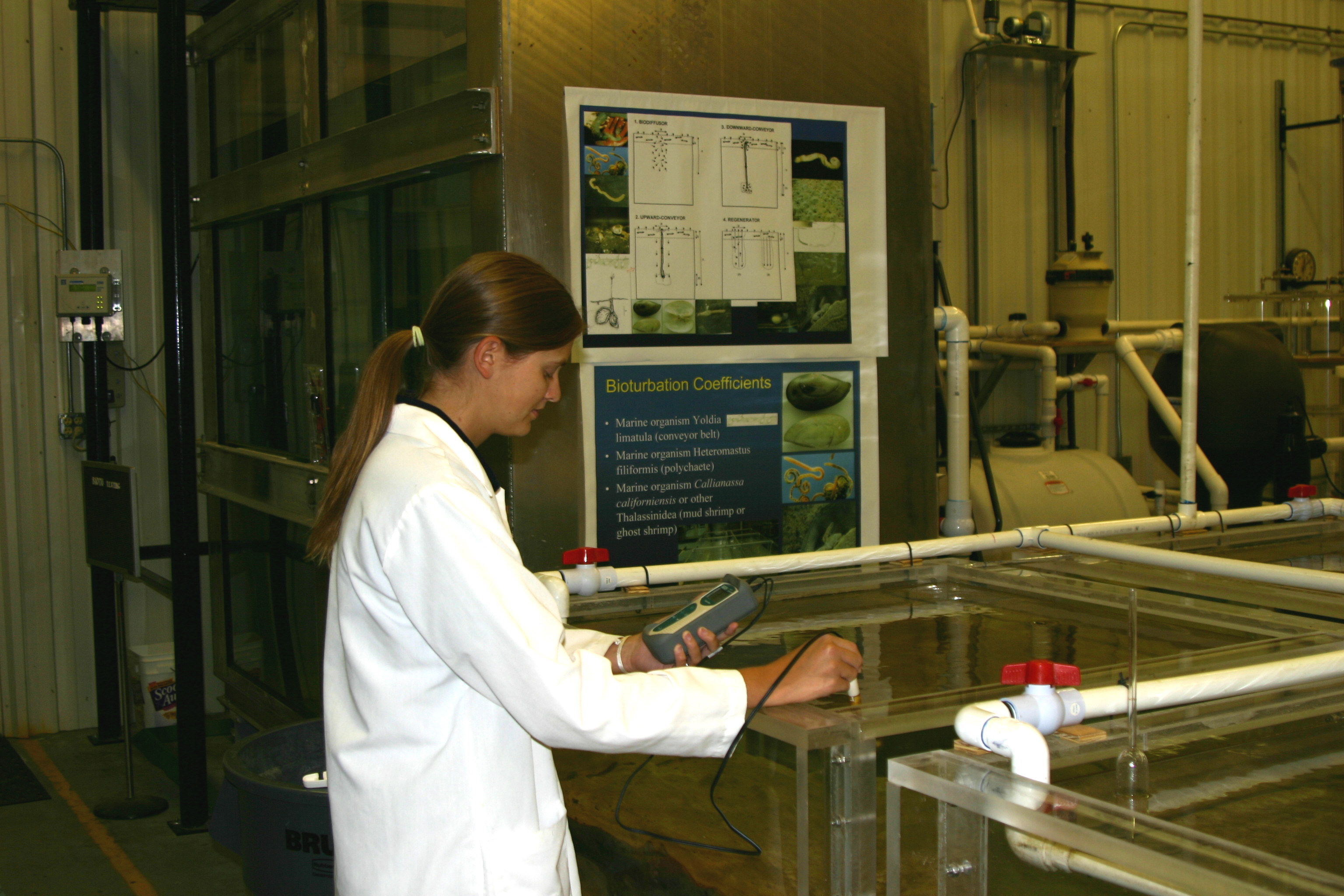 Sediment Research Laboratory > Engineer Research and