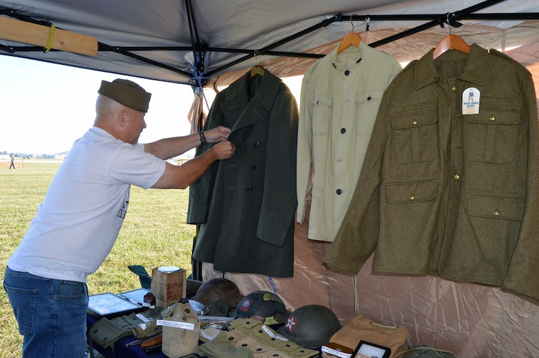 DAYTON, Ohio -- A collector's show of WWI items will round out the activities. Items will be available for purchase from a number of vendors during the Ninth WWI Dawn Patrol Rendezvous on Sept. 27-28, 2014. (U.S. Air Force photo)