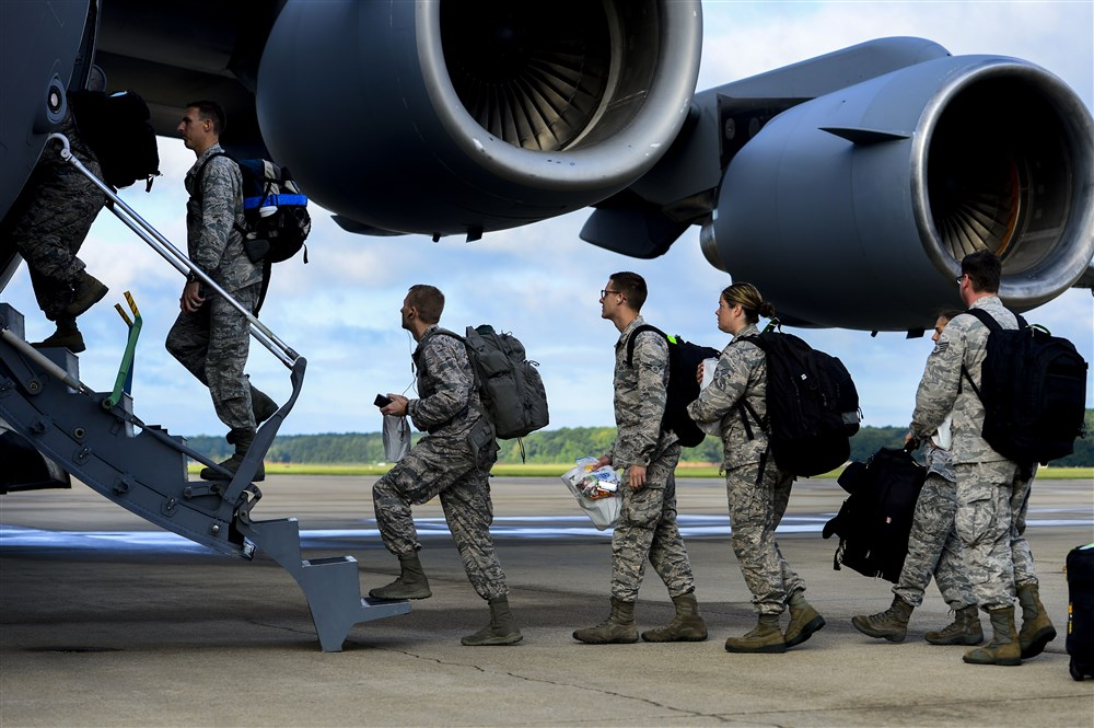 Us Military Pay Chart 2014: Airmen Deploy to Deliver Ebola Treatment Facility e U.S. ,Chart