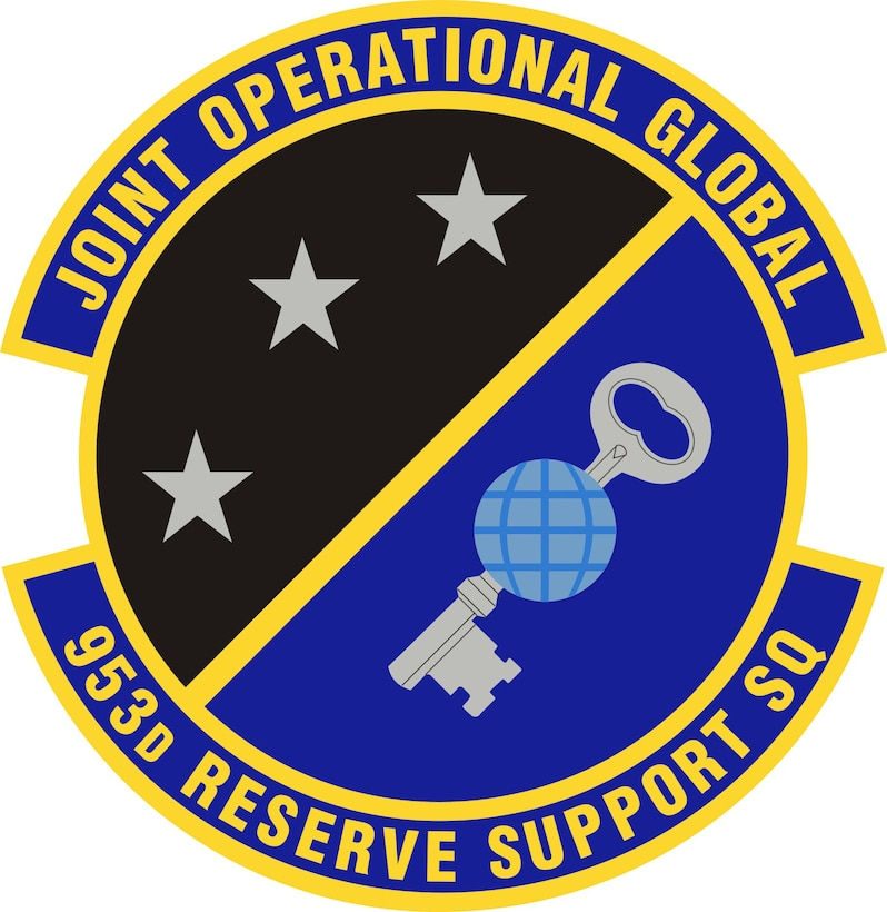 953 Reserve Support Squadron