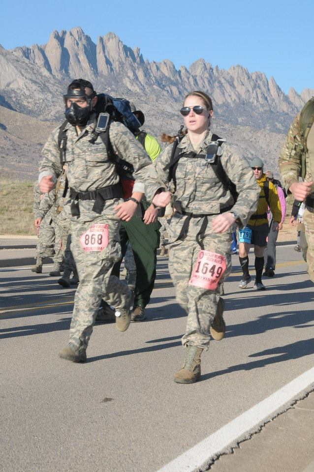 New Mexico National Guard's involvement in the Bataan Death March