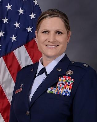 Lt. Col. Tamara Duke