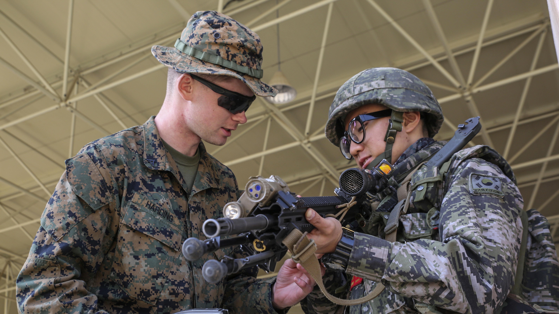 U.S., ROK Marines strengthen alliance through annual ...