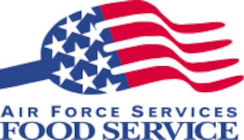 Air Force Services Food Service (U.S. Air Force graphic)