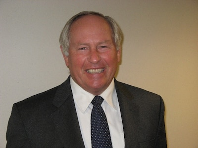Bio Photo of Mr. George L. Topic, Vice Director, Center for Joint & Strategic Logistics (CJSL), Ft. McNair, Washington DC.