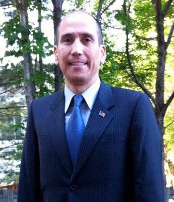 "Photo of Mr. Steven L. ""Steve"" Martinez, Director of Operations, Center for Joint & Strategic Logistics (CJSL), Ft. McNair, Washington DC."
