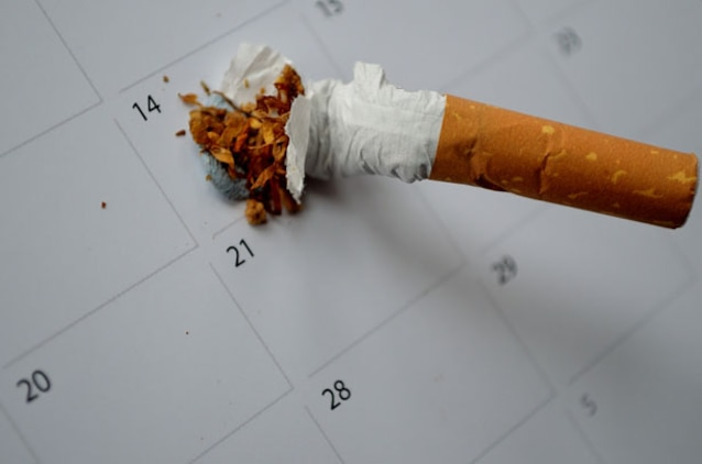 The Struggle Is Real Quitting Smoking Marine Corps Air Station