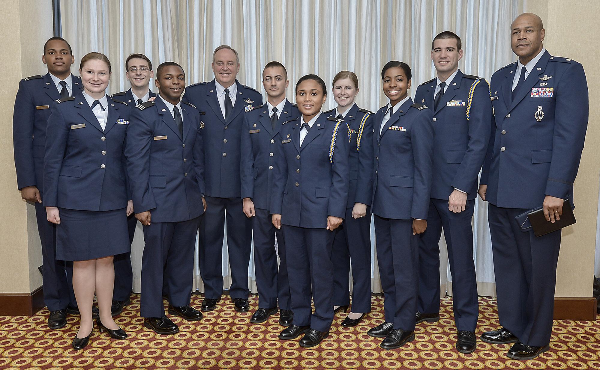 Air Force Uniform 2015