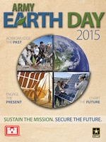 EARTH DAY -- Acknowledge the Past. Engage the Present. Chart the Future. Sustain the Mission.  Secure the Future.