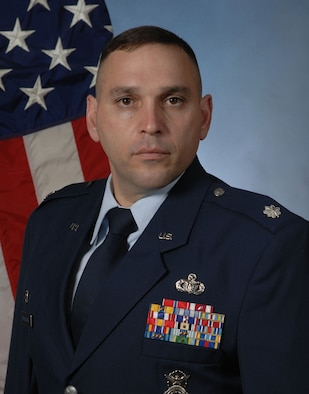 Lt. Col. Joseph Musacchia (U.S. Air Force photo)