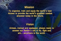 Mission and Vision Statement for Air Combat Command