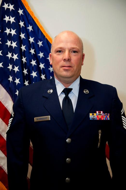 Senior Master Sgt. Thomas Bjorkquist, TF 214 maintenance advisor. (Courtesy photo)