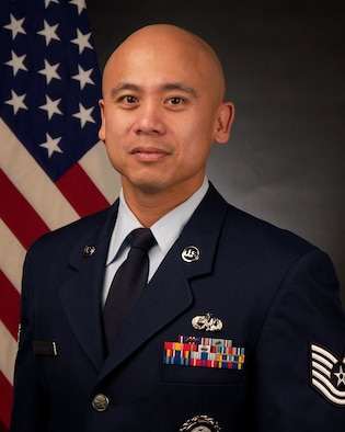 Technical Sgt. Kevin B. Centinaje, 129th Recruiting Office, has been selected the National Rookie Recruiter of the Year for 2015 by the Air National Guard.