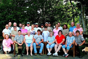2014 Volunteers Tioga-Hammond & Cowanesque Lakes