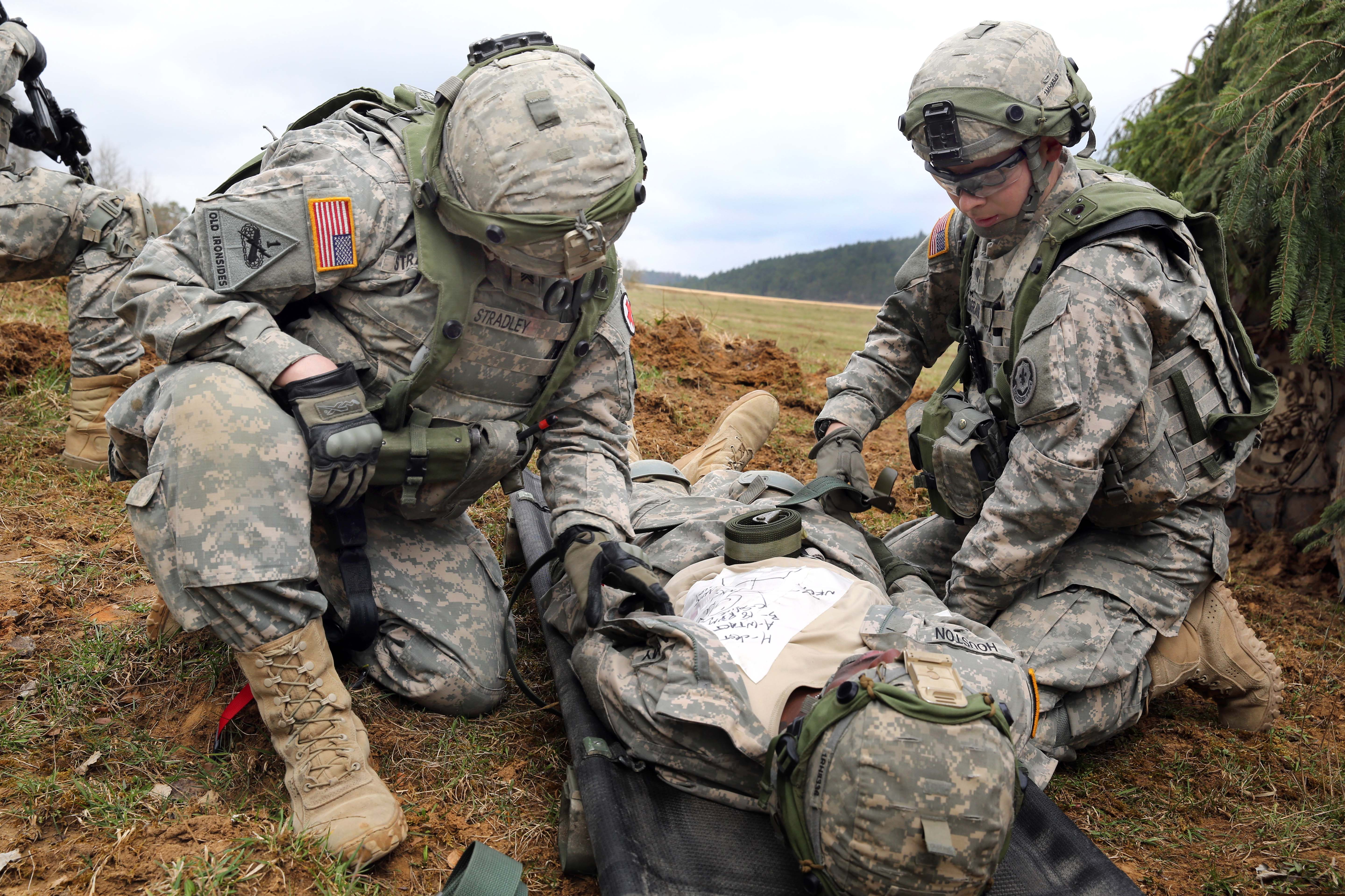 soldier readiness essay Subject: individual/unit medical readiness program 1 unit readiness is directly related to individual soldier readiness.