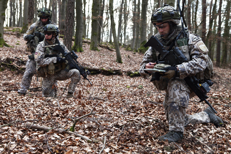 US DEPARTMENT OF DEFENSE Photos Photo Gallery - Germany map grafenwoehr