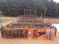 Marine Corps JROTC program at Parkview High School