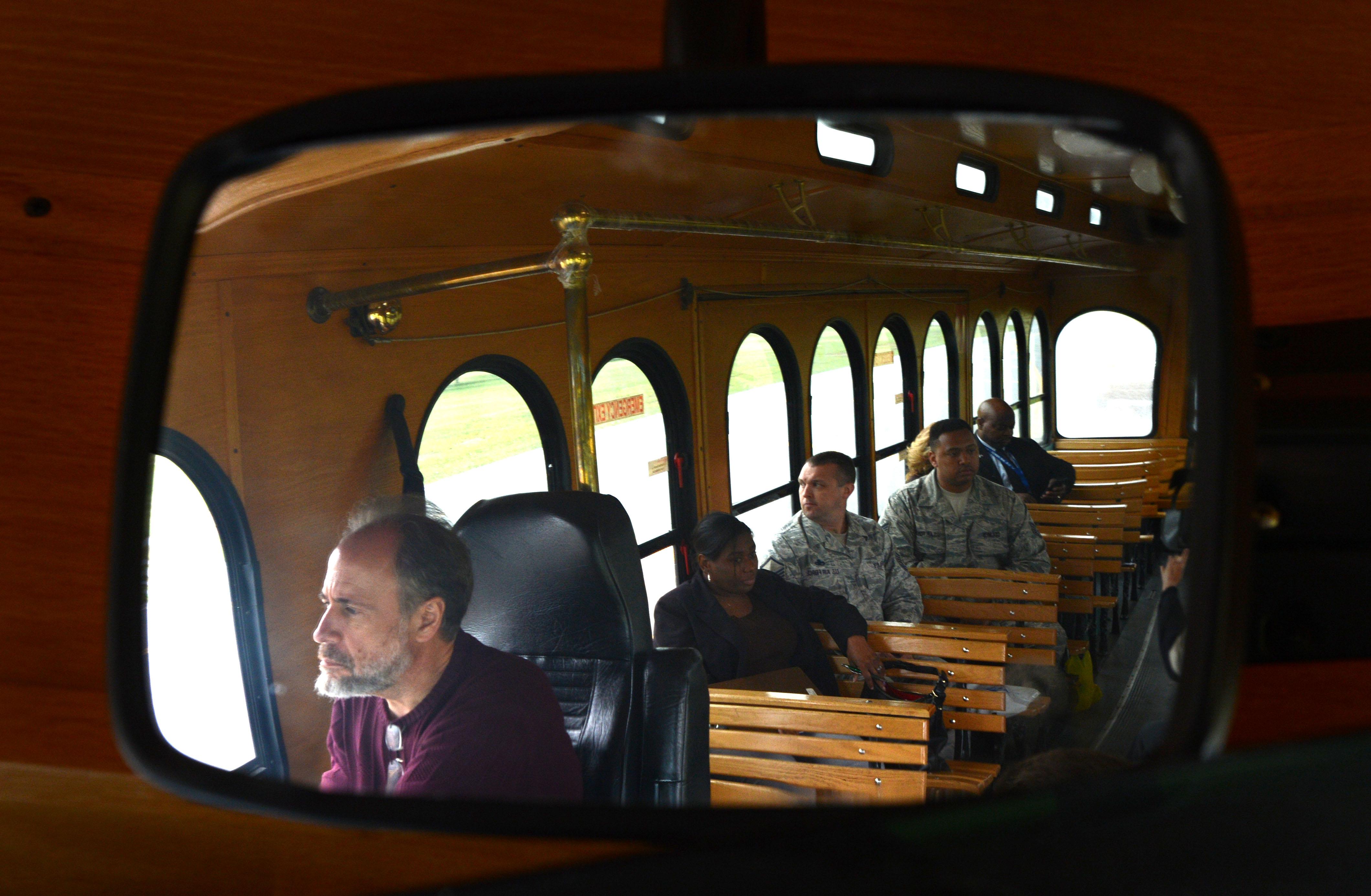 air force 1 trolley