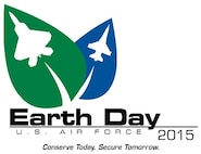 "As the nation celebrates the 45th annual Earth Day this April 22, the Air Force is re-emphasizing its standing commitment to environmental stewardship and encouraging its military and civilian workforce to promote recycling both at home and on the job, and asking them to leverage available opportunities to ""Conserve Today – Secure Tomorrow.""MacDill currently diverts about 45 percent of its waste from the landfill/incinerator. (Courtesy graphic)"