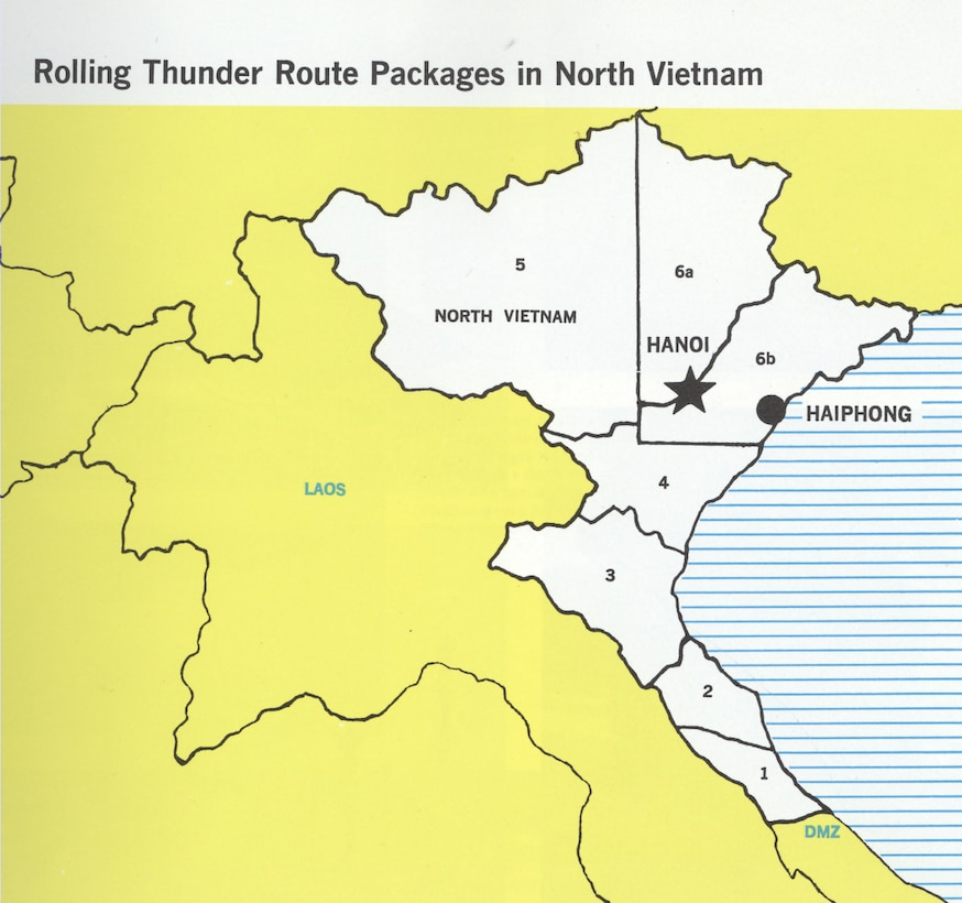From the book: The United States Air Force in Southeast Asia, 1961-1973: An Illustrated Account.