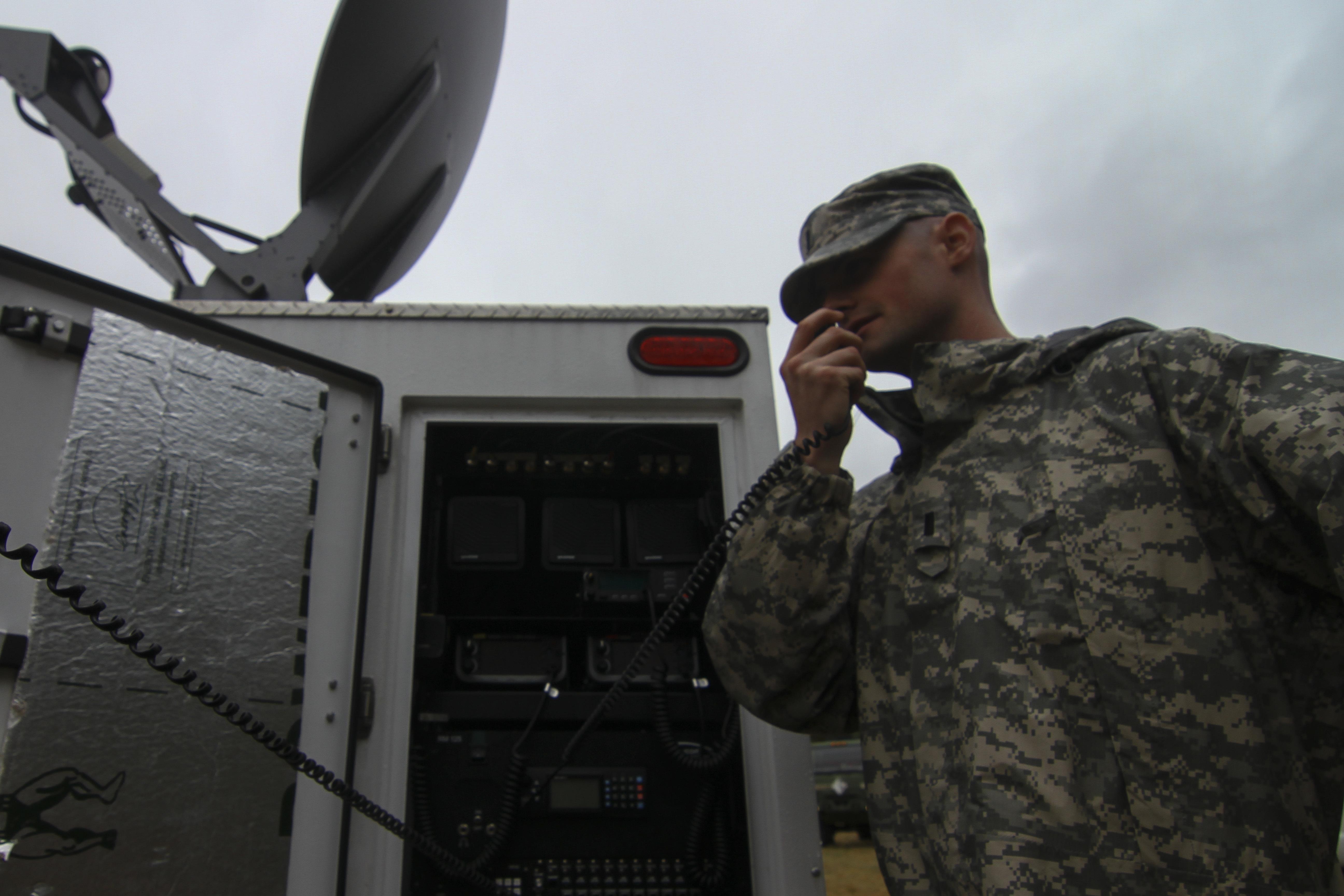 West virginia army base