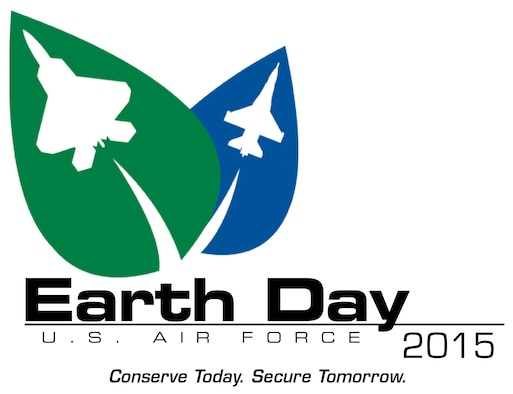 As the nation celebrates the 45th annual Earth Day April 22, the Air Force is re-emphasizing its long-standing commitment to environmental stewardship and encouraging its military and civilian workforce to promote recycling at home and on the job. Installations worldwide are taking action to meet the Defense Department's Strategic Sustainability Performance Plan goal of diverting 55 percent of non-hazardous solid waste and 100 percent of electronics waste this fiscal year and beyond. (Courtesy graphic)
