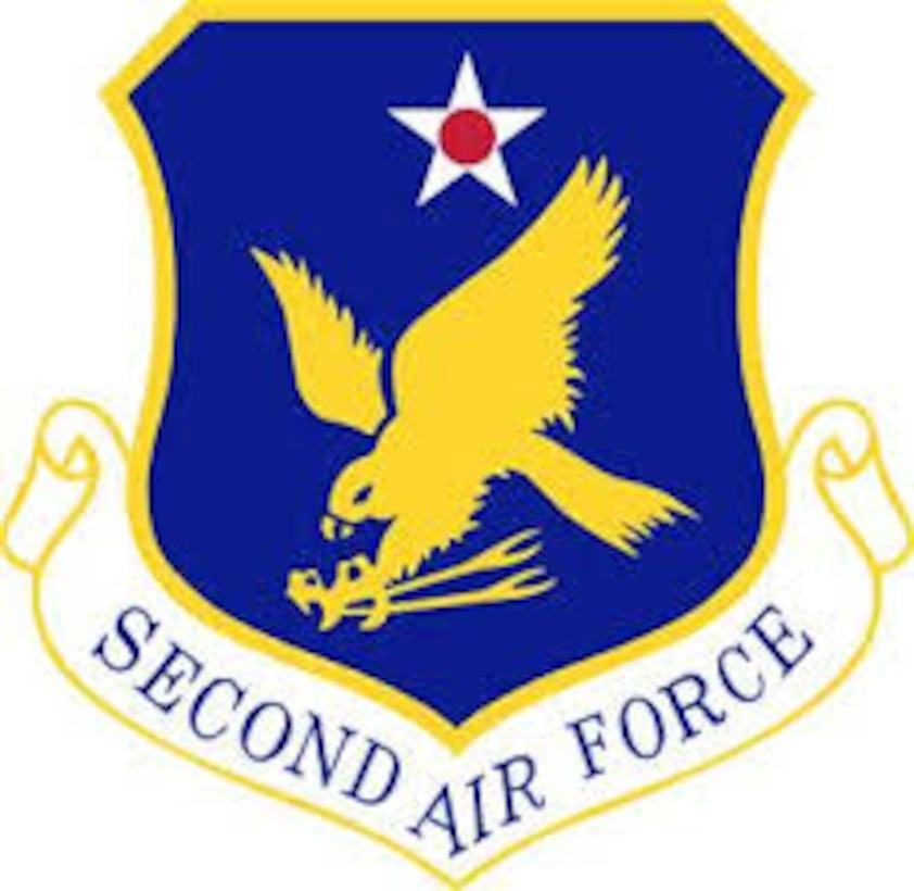 2nd Air Force Shield
