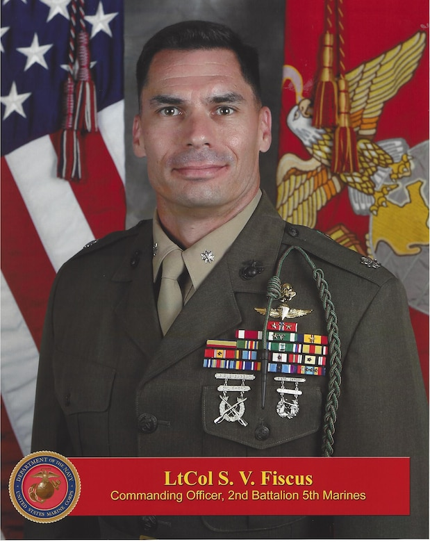 LtCol Fiscus, S. V.