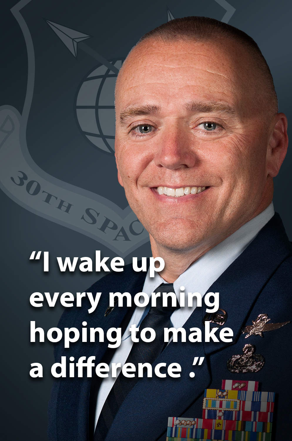 Behind the rank: Command Chief Master Sergeant William