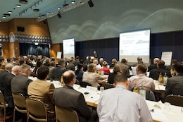 The 2015 U.S.-German Partnering Conference drew about 100 representatives from U.S. Army Corps of Engineers Europe District, its stakeholders and the German Construction Administration. The annual two-day session was held April 15-16 in Trier, Germany.