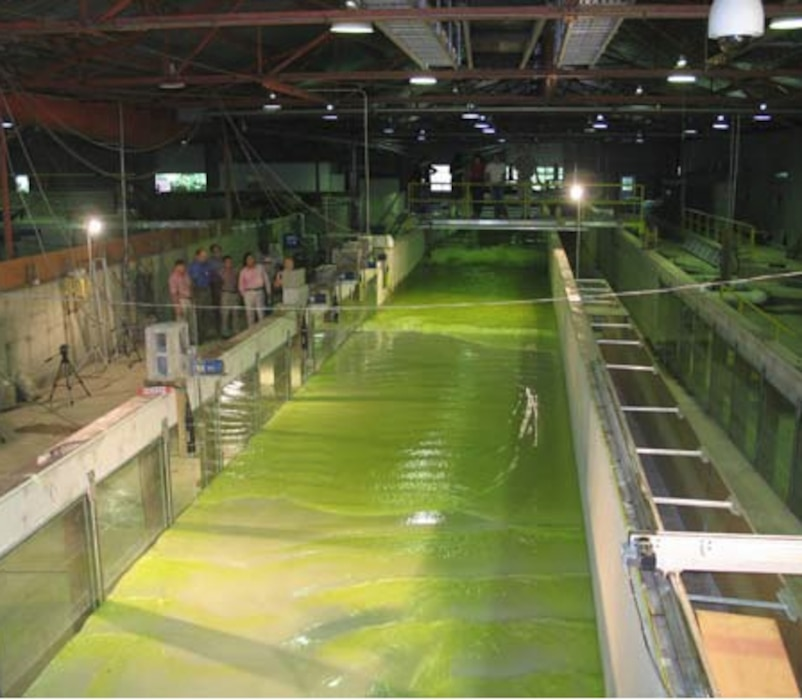 CHL's Flume Facility provides the opportunity to explore the physics of water wave propagation, wave transformation and wave-structure interaction and for experimental investigation of sediment transport in wave and steady current environments.