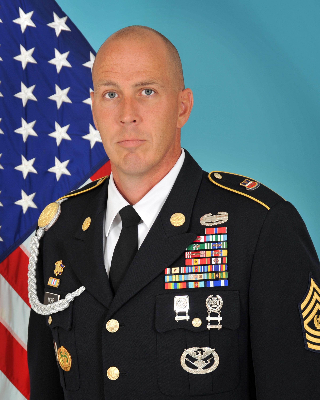 Command Sergeant Major Patrick McKie > U S  Army Reserve > Article View