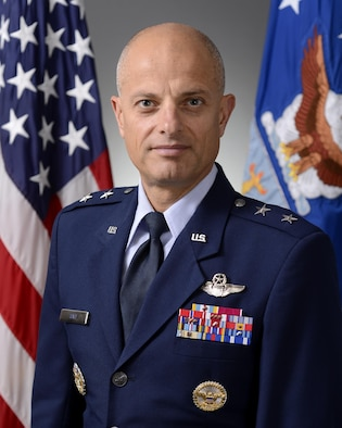 Official Air Force Image: MGen Sami Said Bio Photo