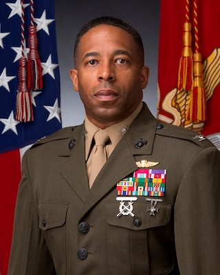 Profile Of MCLB Base Commanding Officer