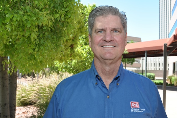 Mike Ternak of the Los Angeles District is the U.S. Army Corps of Engineers' 2015 Sustainability Hero Award winner in the GreenGov Presidential Awards Program.