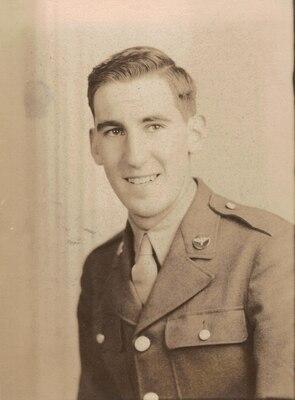 Flight Officer Arthur J. LeFavre