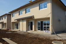 A U.S. Army Corps of Engineers, Japan District project currently under construction at Sagamihara Housing Area near Camp Zama.. The units are scheduled to be completed by December 2015.