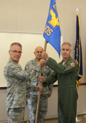 Lt. Col. Paul Quigley Takes Command of the 224th ADS