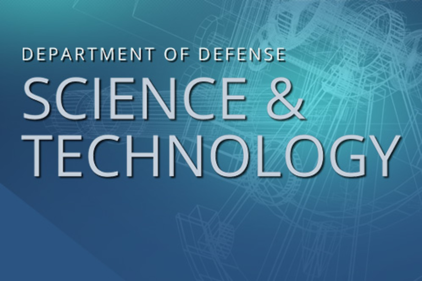 Given today's globalized access to knowledge and the rapid pace of technology development, innovation, speed, and agility have taken on a greater importance. The Department of Defense serves as an innovative leader in developing technology to protect Americans and troops – on and off the battlefield.